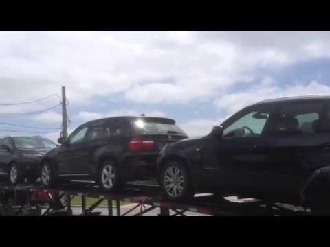 Armada Trader shipping export to Finlad Russia cars from us