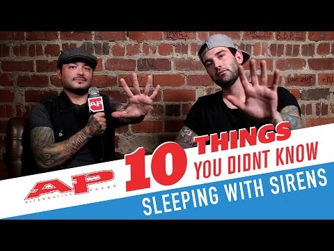 Sleeping With Sirens to incorporate older songs in Warped Tour 2016 setlist - Alternative Press