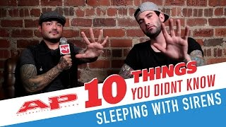 10 Things You Didn't Know about Sleeping With Sirens