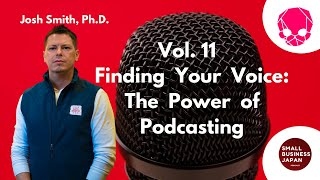 NIGHTCRAWLERS Vol. 11 - Finding Your Voice: The Power of Podcasting