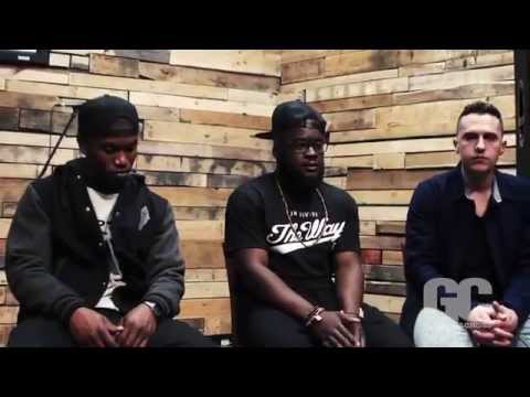 Guerilla Cross Conversation: Dream Junkies [@JohnGivez @BeleafMel @RuslanKD]