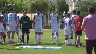 Τελικός Παίδων: Αθλητική Ακαδημία Γιαννιτσών - ΑΠΕ Λαγκαδά: 3-0