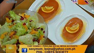 Good Morning Kuya: Breaded Chicken Wrap
