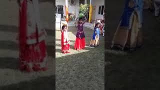 Navratri Celebration/Theme Garba Dance