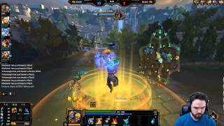 SMITE League - Agni