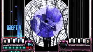 IIDX EMPRESS - Punch Love♡仮面 (A Vs 黑) Autoplay