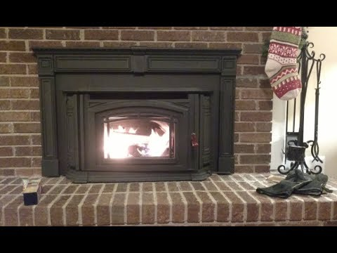 Installing My Fireplace Stove Insert (Enviro Boston 1700 Insert)