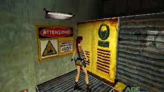 Tomb Raider Chronicles (PSX) Longplay (All 36 Secrets)