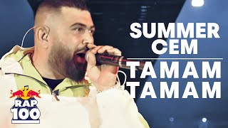Summer Cem – Tamam Tamam  deutsch \u0026 türkisch  LIVE  Red Bull Soundclash 2019