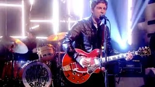 Noel Gallagher - Ballad of the Mighty I (Live The Graham Norton Show - 2.27.15)