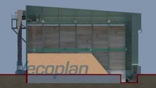 видео: Автоматизированный СКЛАД ЩЕПЫ /// Тип BEF – VECOPLAN™ (Германия)