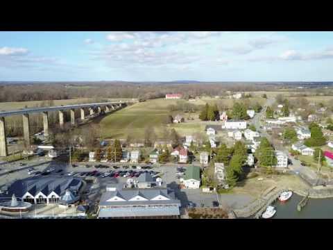 Chesapeake City, Maryland [4k]