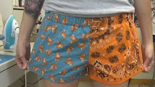 Sewing Nerd! - Tutorial: This Is How Shorts Work!