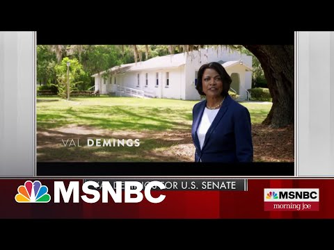 Rep. Val Demings announces challenge to Marco Rubio   MSNBC