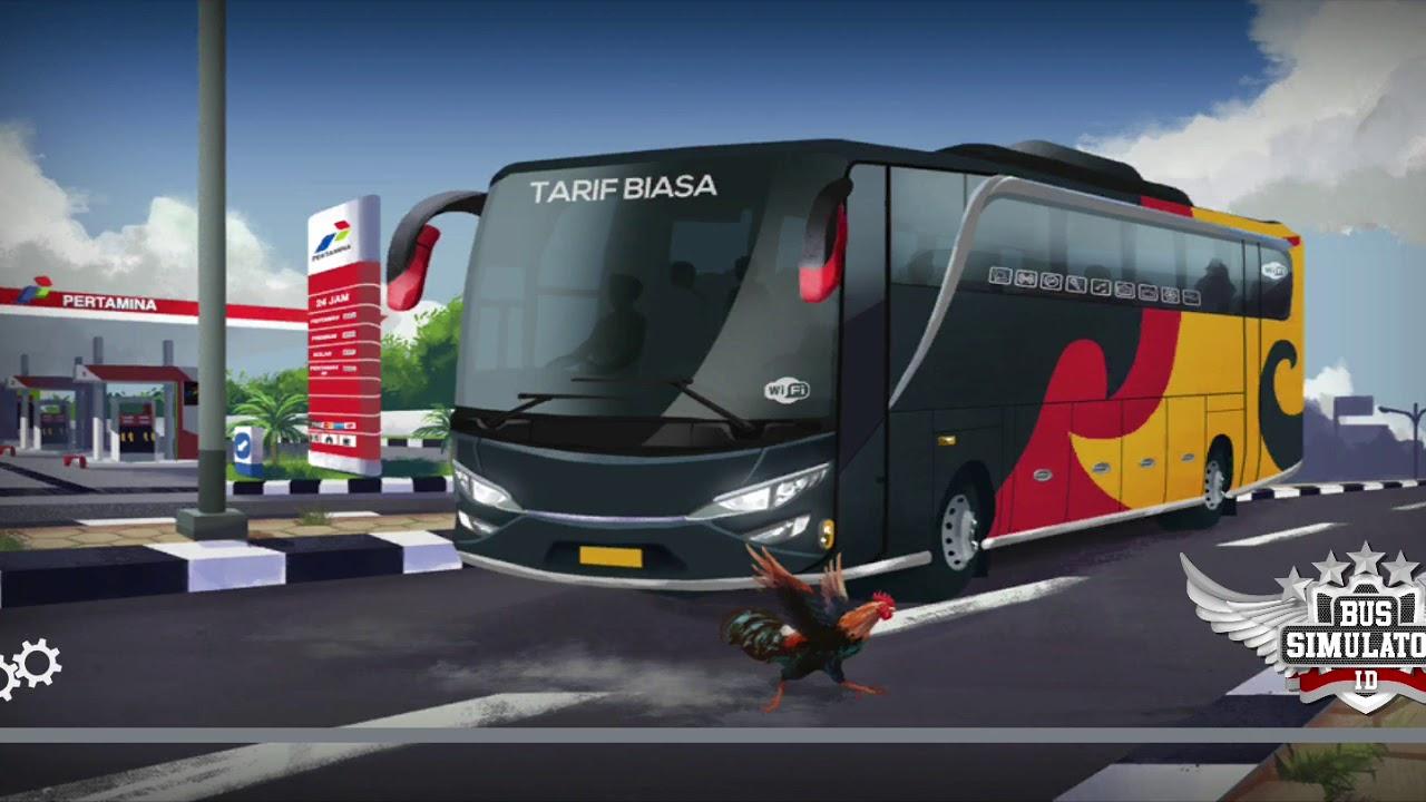 73 Mod Mobil Di Bus Simulator Indonesia Terbaik