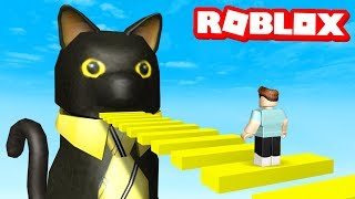 ESCAPE SIR MEOWS A LOT OBBY IN ROBLOX