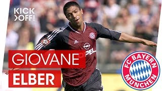 Giovane Elber: Bayern's Brilliant Brazilian | What is he doing now?