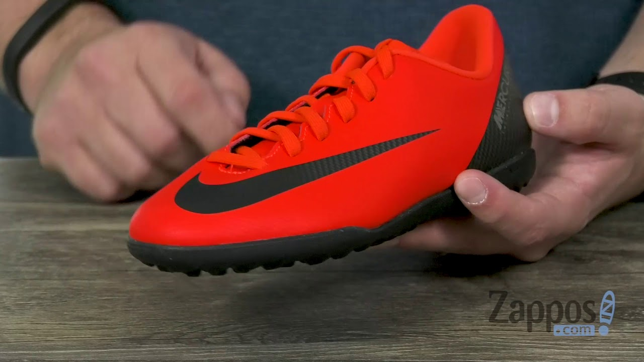 e0f7b1739c41 Nike Kids VaporX 12 Club GS CR7 TF Soccer (Little Kid/Big Kid) SKU: 9105147