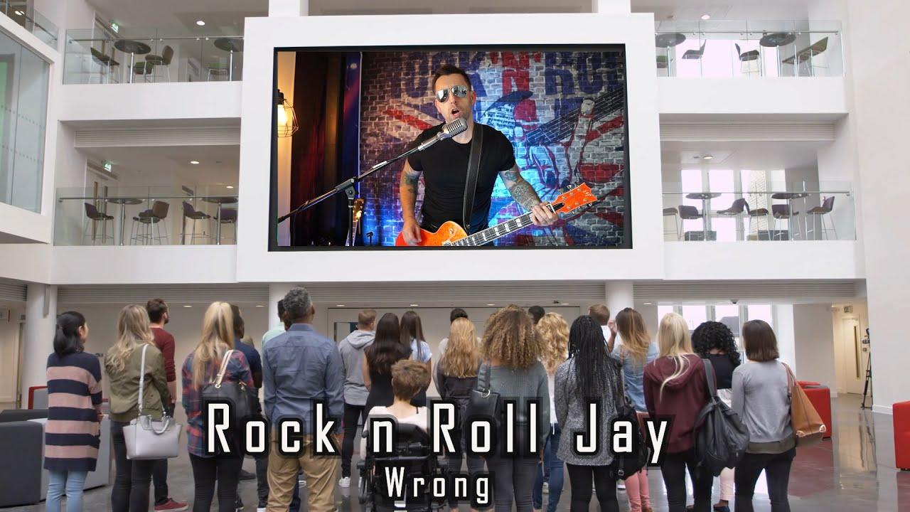 Download Rock n Roll Jay - Wrong