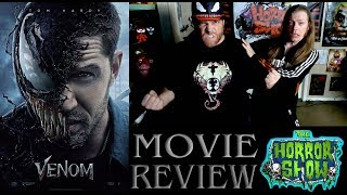 """Venom"" 2018 Non-Spoiler Movie Review - The Horror Show"