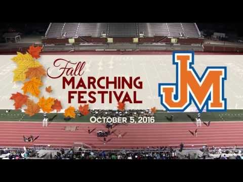 James Madison High School 2016 Fall Marching Festival