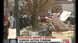 Meteor Strikes town in Monte Grande (Confirmed)