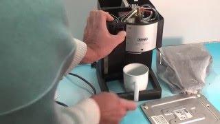 Ремонт кавоварки Delonghi Caffe Treviso не дає води
