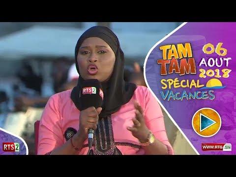 TAM TAM VACANCES 2018 LUNDI 06 AOÛT 2018