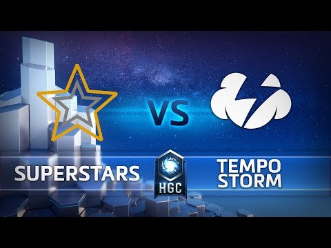 Tempo Storm vs Superstars vod