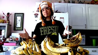 The 50 Banana Challenge | Matt Stonie