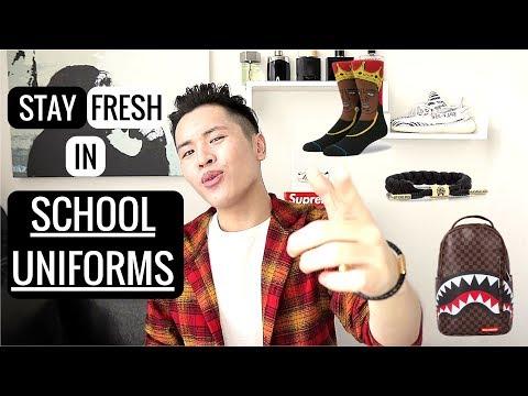 Làm Sao Nổi Bật Ngay Cả Khi Mặc Đồng Phục - Back To School In Style 2017