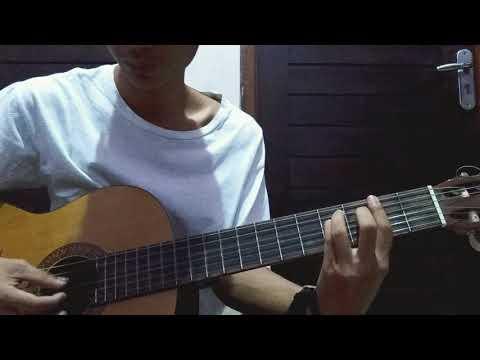 Kunci gitar secred lotus - Tresna asiki