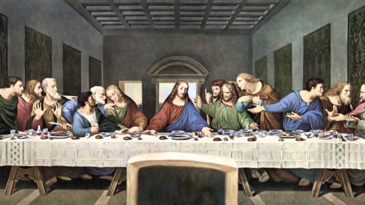 leonardo da vinci the last An analysis of leonardo da vinci's famous paintings: adoration of the magi, last  supper, mona lisa, the virgin of the rocks, and the virgin, the child, and.