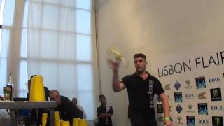 Jumbles St. Pierre Lisbon Flair Open 2014, 4th Place