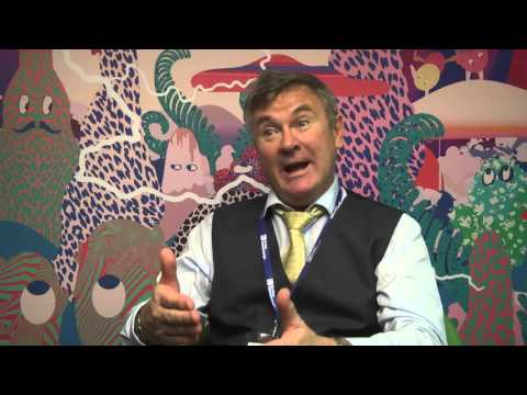 RfD at COP21 - Wayne Sharpe (CEO Carbon Trade Exchange) [Full Interview]
