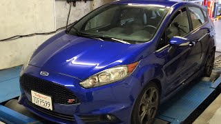 Project Fiesta St: 100 Octane Pro Tune - Review + Dyno!