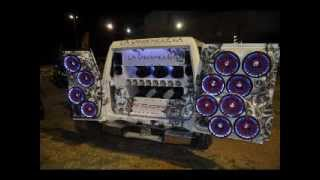 DJ ZEUS SOUND CARS 2012