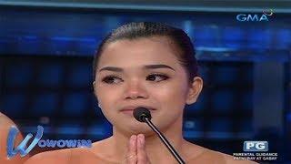 Wowowin: Talentadong ate, nagsilbing nanay at tatay sa kaniyang mga kapatid