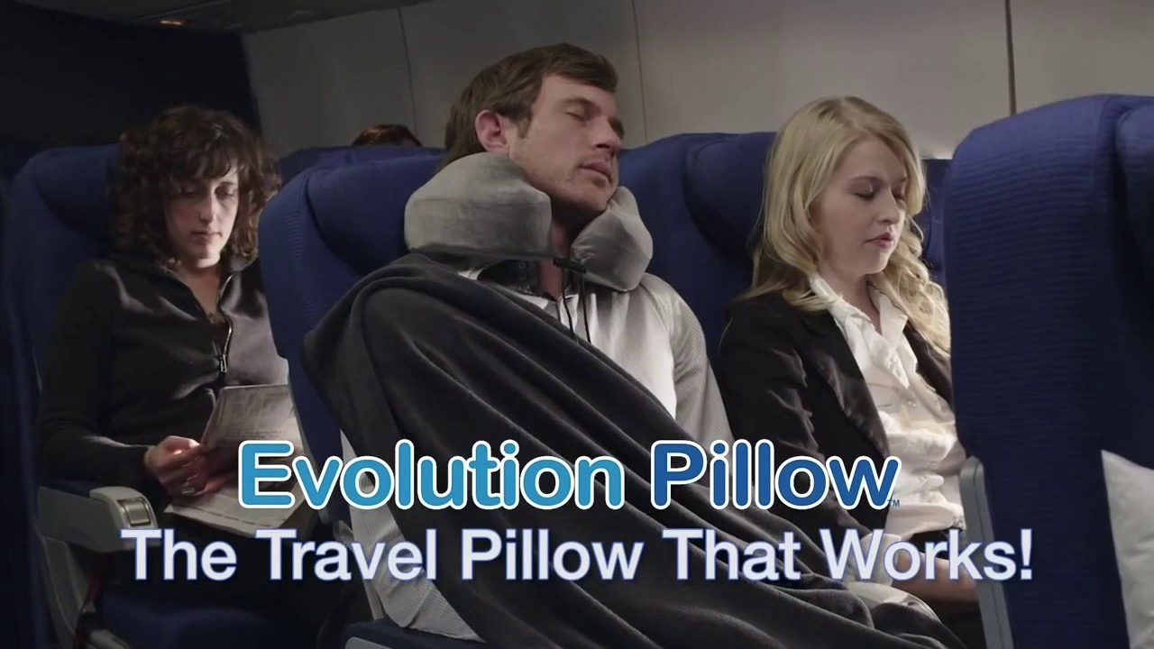 Cabeau's evolution classic travel pillow is constructed with a patented. Give you the support you need and will be the last travel pillow you'll ever have to buy.