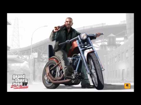 Grand Theft Auto IV Lost and Damned - Johnny Klebitz Quotes (Normal)