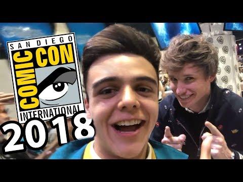 EXPERIENCIA COMIC-CON 2018