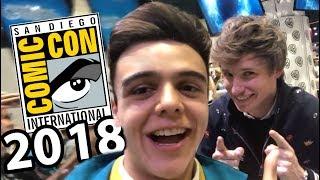 EXPERIENCIA COMIC-CON 2018 / NAVY