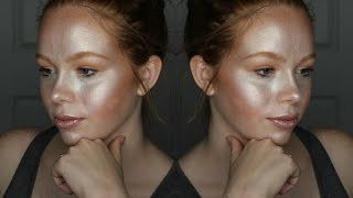 Full Face Highlighter Challenge
