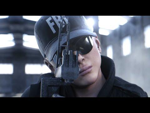 Rainbow Six Siege Intro Movies for All Operators