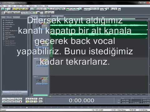 Adobe Audition 1.5 ile nasıl kayıt alınır? En basit ve kısa anlatım!
