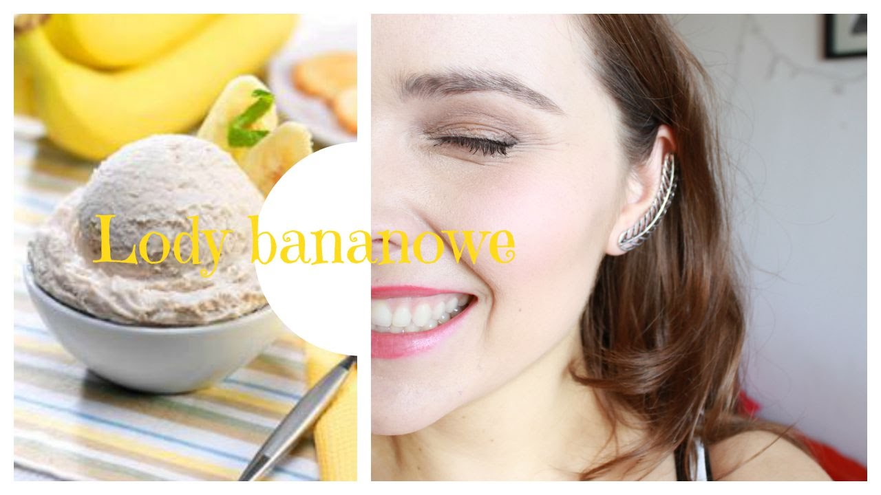 Jak w minutę zrobić domowe fit lody bananowe