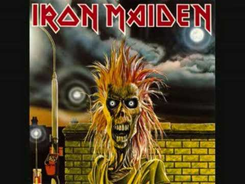 iron maiden prowler (studio version)