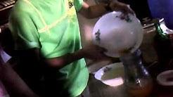 How to make a homemade melon wine