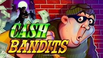 Cash Bandits Casino Game - All Star Slots