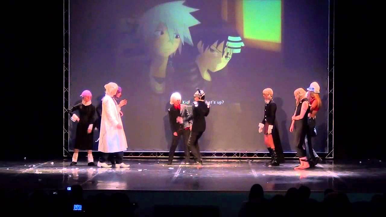 ~AniCon 2012 ~ ПЕРВЫЙ ДЕНЬ (14.07.2012) -  Косплей-сценки - Kamui no Ken